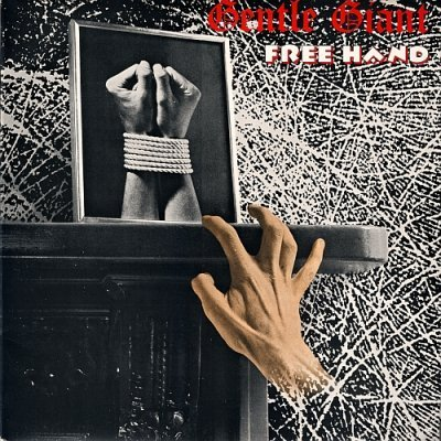 Gentle Giant - Free Hand (2012) Audio-DVD