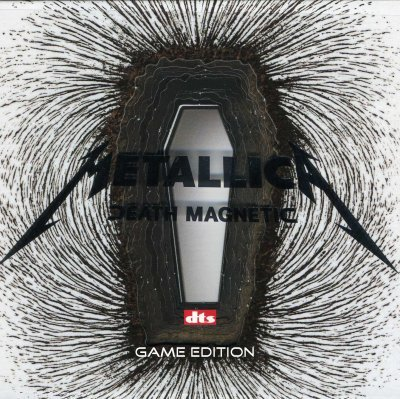 Metallica - Death Magnetic (2008) DTS 5.1