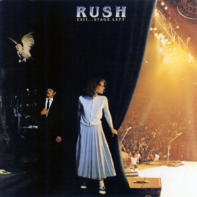 Rush - Exit...Stage Left (2009) DTS 5.1