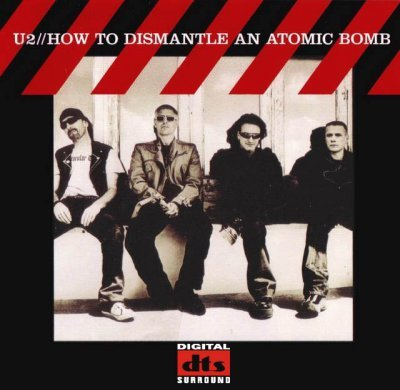 U2 - How to Dismantle an Atomic Bomb (2004) DTS 5.1