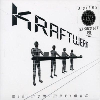 Kraftwerk - Minimum - Maximum (2006) DVD-Audio