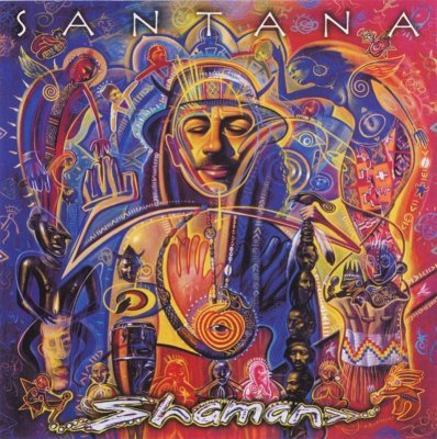 Santana - Shaman (2003) DVD-Audio