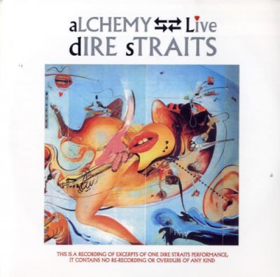 Dire Straits - Alchemy (Live) (2010) DVD-Audio