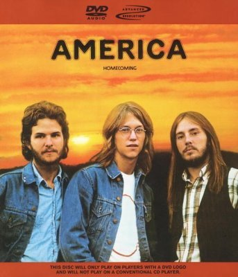 America - Homecoming (2001) DVD-Audio