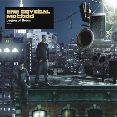 The Crystal Method - Legion of Boom (2004) DVD-Audio + DTS 5.1