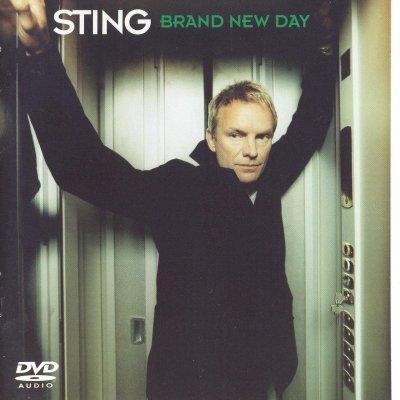 Sting - Brand New Day (2003) DVD-Audio