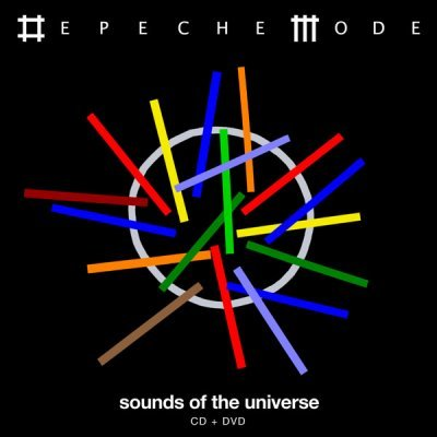 Depeche Mode - Sounds Of The Universe (2009) Audio-DVD
