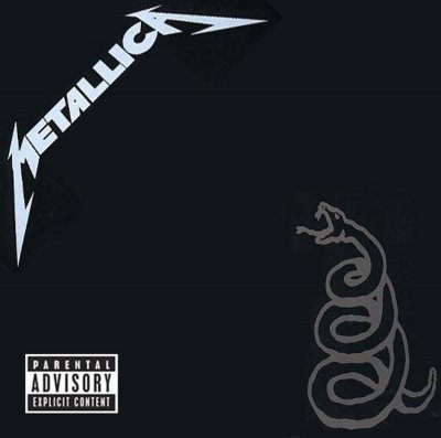 Metallica - The Black Album (Metallica) (2001) DVD-Audio