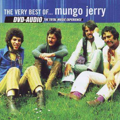 Mungo Jerry - The Very Best of... (2002) DVD-Audio