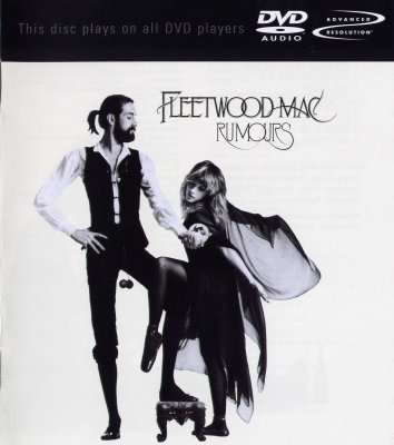 Fleetwood Mac - Rumours (2001) DVD-Audio