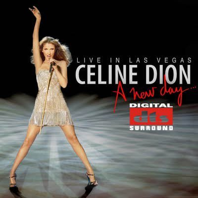 Celine Dion - A New Day... Live in Las Vegas (2007) DTS 5.1