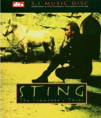 Sting - Ten Summoner's Tales (1999) DTS 5.1