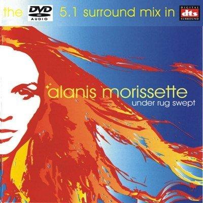 Alanis Morissette - Under Rug Swept (2002) DTS 5.1