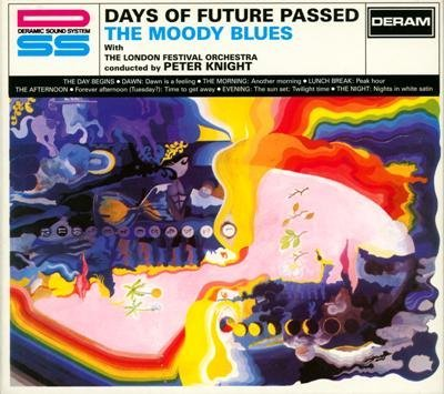 The Moody Blues - Days of Future Passed (2006) DVD-Audio
