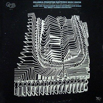 VA - Columbia-Princeton Electronic Music Center (1976) DTS 5.1
