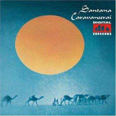 Santana - Caravanserai (1972) DTS 4.0