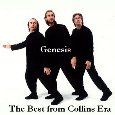 Genesis - The Best from Collins Era (2008) DTS 5.1