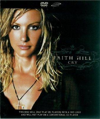 Faith Hill - Cry (2002) DVD-Audio