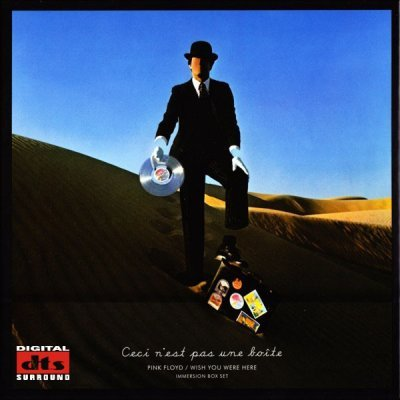 Pink Floyd - Wish You Were Here (2011) DTS 5.1