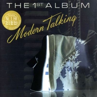 Modern Talking - The 1st Album (Japan) (1985) FLAC
