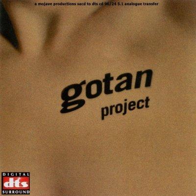 Gotan Project - La Revancha del Tango (2004) DTS 5.1