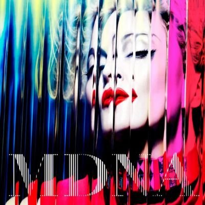 Madonna - MDNA (Japan Edition) (2012) FLAC