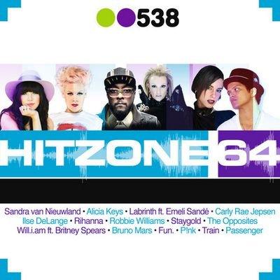 VA - Radio 538 Hitzone 64 (2013) FLAC