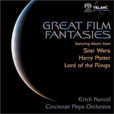 Erich Kunzel, Cincinnati Pops Orchestra - Great Film Fantasies (2006) SACD-R