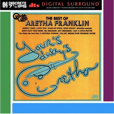 Aretha Franklin - The Best Of (1973) DTS 5.1