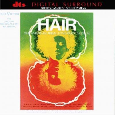 Hair - The American Tribal Love Rock Musical (1973) DTS 4.0