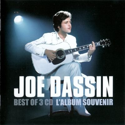 Joe Dassin - Best Of 3 CD (L'Album Souvenir) (2010) FLAC