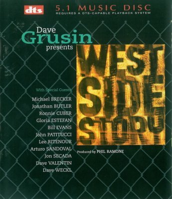Dave Grusin - West Side Story (2001) DTS 5.1