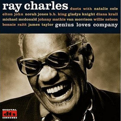 Ray Charles - Genius Loves Company (2004) DTS 5.1