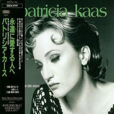 Patricia Kaas - Je Te Dis Vous (Japan) (1993) FLAC
