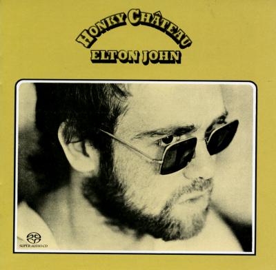 Elton John - Honky Château (2004) DVD-Audio