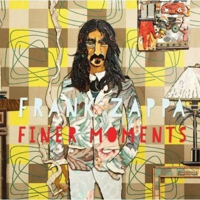 Frank Zappa - Finer Moments (2012) FLAC