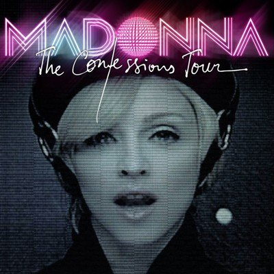 Madonna - The Confessions Tour (2007) DTS 5.1