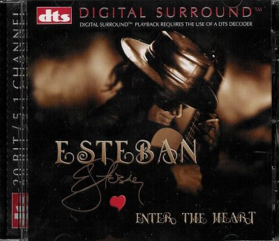 Esteban - Enter The Heart (2003) DTS 5.1
