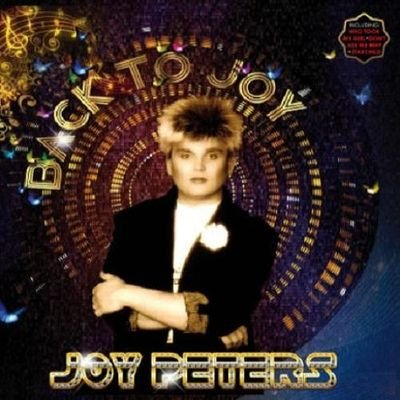Joy Peters - Back To Joy (2012) FLAC
