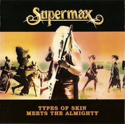 Supermax - Types Of Skin (1980) DTS-ES 6.1
