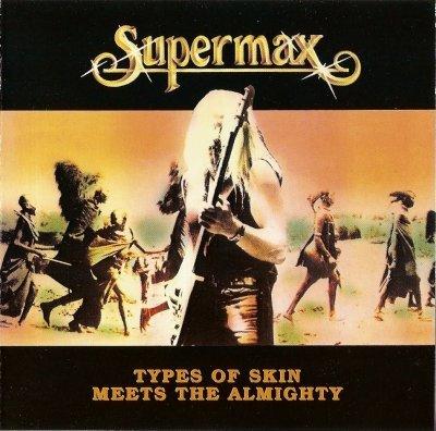 Supermax - Types Of Skin (1980) DTS-ES 6.1
