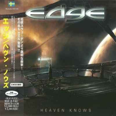 Edge - Heaven Knows (2012) FLAC