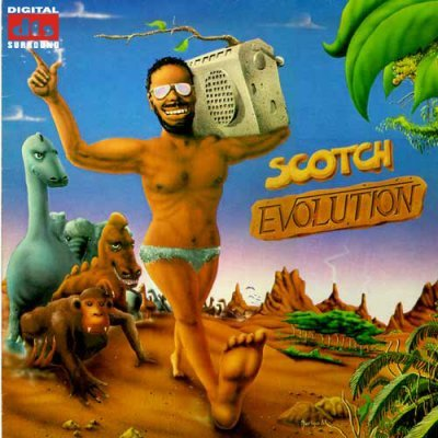 Scotch - Evolution (1985) DTS 5.1