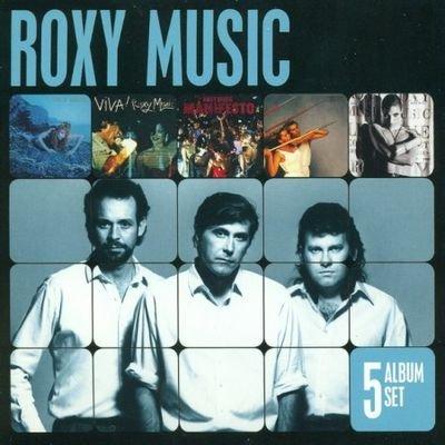 Roxy Music - 5 Album Set (2012) FLAC