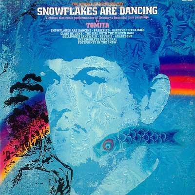 Isao Tomita - Snowflakes Are Dancing (1974) DTS 5.1
