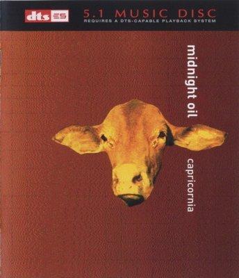 Midnight Oil - Capricornia (2002) DTS-ES 6.1