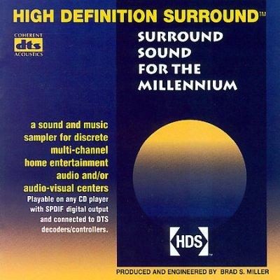 VA- Surround Sound For The Millennium (2000) DTS 5.1