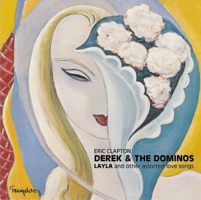 Derek and The Dominos - Layla And Other Assorted Love Songs (2004) DTS 5.1