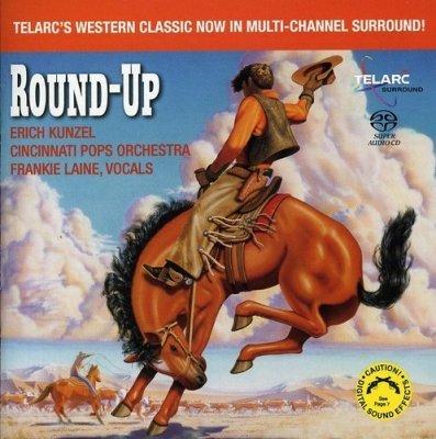 Erich Kunzel & The Cincinnati Pops Orchestra - Round-Up (2006) SACD-R