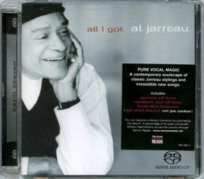 All Jarreau - All I Got (2002) SACD-R